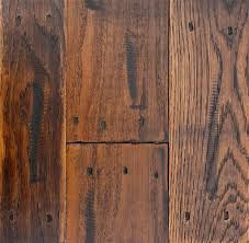 distressed hardwood floors