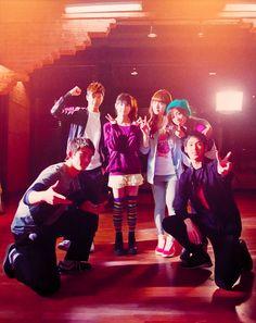 Cast of Dream High