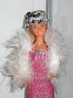 I had this exact version as a kid. She was my favorite Barbie of all time......