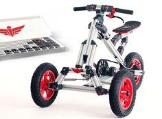 mit Infento ein ultimatives Fahrzeug für jedes Alter selber bauen