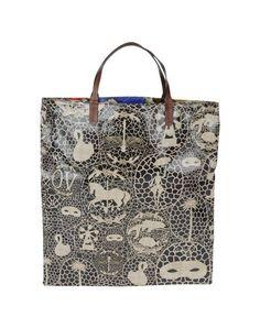 e55ffa826b3 Leitmotiv Women - Handbags - Large fabric bag Leitmotiv on YOOX Hermes Bags