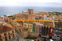 Villajoyosa - between Alicante and Benidorm