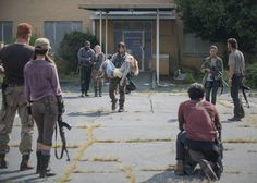 Perhaps, one of the saddest The Walking Dead scenes