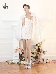 #didier #didieratelier #didiersalon #didiervencanice #vencanicedidier #vencanice #bride #wedding #weddingdress #vencanje #unikatnevencanice #bridal #bridalfashion #yolancris #cannes