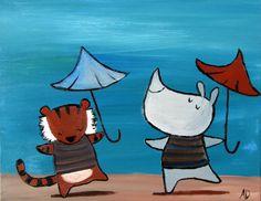 Umbrella Dance!