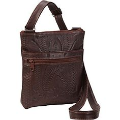 Ropin West Cross Over Bag - Brown - via eBags.com!
