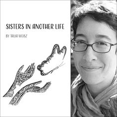 FINISHING LINE PRESS CHAPBOOK OF THE DAY: Sisters in Another Life by Talia Weisz  $13.99, paper  RESERVE YOUR COPY TODAY  Talia Weisz was born and raised in Montreal. She resides in Brooklyn and teaches yoga to children by day. Her first chapbook, When Flying Over Water, was published by Plan B Press in 2009.  https://www.finishinglinepress.com/product/sisters-in-another-life-by-talia-weisz/
