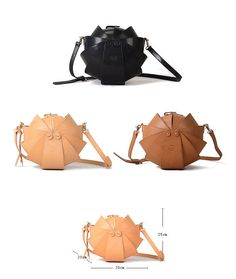 Brown Leather Crossbody Bag Nude Leather Crossbody от KiliDesign