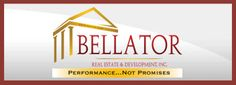 "Bellator Real Estate & Development located in South Alabama serves Mobile and Baldwin County, AL.  Bellator Real Estate & Development has quickly become the 2nd largest real estate firm in the area closing over $65,000,000 in volume in 2011.  Our goal is ""Performance....Not Promises. This dynamic team of real estate professionals is lead by Nathan Cox and Troy Wilson.  www.BellatorAL.com"