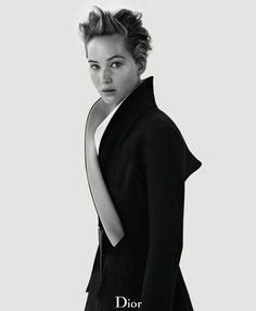 Jennifer Lawrence Is Dior's Most Perfect Spokesperson