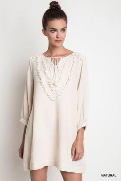 e97178bb1f Walk In the Meadow shift dress – Posh Clicks. Posh Clicks Boutique