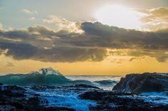 Sunrise Snapper Rocks Qld Australia. by cscapephotos