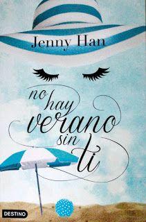 RESEÑA - NO HAY VERANO SIN TI Libros Juveniles