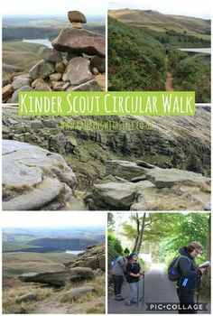 Walk Details Kinder Downfall from Hayfield, circular route, see it here. Hiking Places, Hiking Routes, Places To Travel, Places To See, Peak District England, Camping And Hiking, Hiking Trips, Backpacking, Paradise Travel