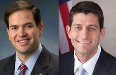 Bill Boyarsky: Marco Rubio and Paul Ryan: Hiding Cruel Policies Behind the…