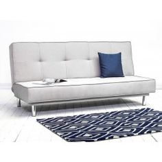 Conrad Sofa Bed | Upholstered Sofa Bed | Living It Up