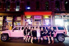 Nashville bachelorette parties at bachelorettenashville.com! So easy for the maid-of-honor!