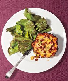 Chorizo-Stuffed Acorn Squash recipe