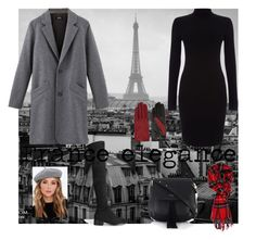 """""""France elegance"""" by ada-raj on Polyvore featuring moda, Phase Eight, Fiorelli, AGNELLE, women's clothing, women, female, woman, misses i juniors"""