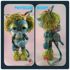 ❤❤❤Fantirumi Tassey❤❤❤ Crochet pattern by Crochessie