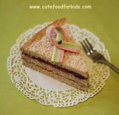 Cute Food For Kids?: Would you like a slice of cake for breakfast?
