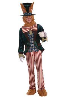 March Hare Costume, Alice in Wonderland Fancy Dress - Animal Costumes at Escapade™ UK - Escapade Fancy Dress on Twitter: @Escapade_UK