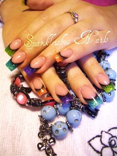 rainbow - Nail Art Gallery by NAILS Magazine