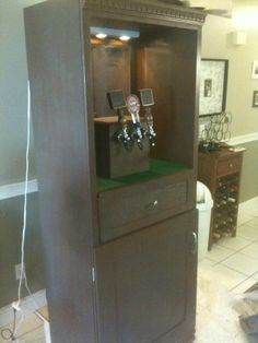 My (FINALLY) finished keezer!!!! - Home Brew Forums