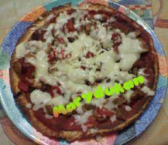 Marydukan: Pizza