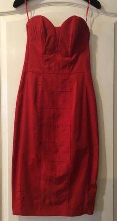 H&M Trend Cocktail Dress Sz 4 | eBay