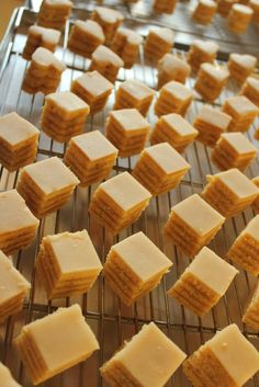 Petits Fours - Lots of recipes on this blog but not a recipe for these....just tips