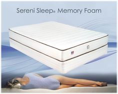 Learn more about Texas Mattress Makers collections - from the Sereni Sleep® Deluxe Collection to the Sereni Sleep® Memory Foam Collection we have what you need to sleep well