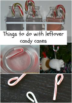things to do with leftover candy canes