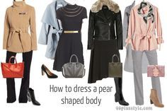 How to dress pear shaped body when you're over 40