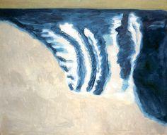 Rolling Surf / Milton Avery - 1958