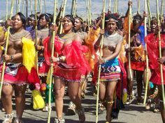 Reed Dance in South Africa: 10 Things You Didn't Know