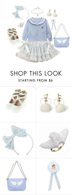 """Larme kei #3"" by sweetpasteldream ❤ liked on Polyvore"