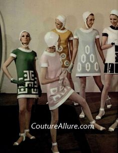 Pierre Cardin 1967..LOVE IT!!!