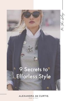 SECRETS TO EFFORTLESS STYLE Are you looking for fashion and style inspiration? Click through to find out 9 secrets to effortless style!Are you looking for fashion and style inspiration? Click through to find out 9 secrets to effortless style! Italian Leather Handbags, Italian Women, Italian Fashion, Italian Street, The Secret, Classy, Street Style, Style Inspiration, Couture