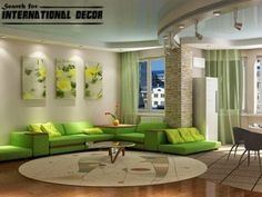 Últimas tendências para decorar a sala de estar
