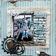 My Glitter Coated Life: Welcome To The Scraps of Elegance & Scraps of Darkness Blog Hop