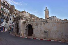 mosquée du pacha, oran , algérie
