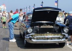 Street Rods Take Over the Boardwalk This Weekend - Ocean City, NJ Patch