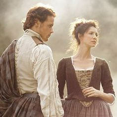 intimately yours. Jamie and Claire