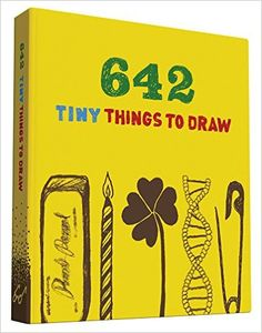 642 Tiny Things to Draw: Chronicle Books: 9781452137575: AmazonSmile: Books