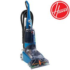 Hoover SteamVac SpinScrub Carpet Cleaner with Clean Surge ...