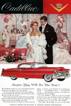 69 best CADILLAC Vintage Advertising images on Pinterest ...
