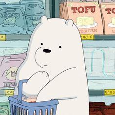 We bare bears🍭 Foto Cartoon, Cartoon Icons, Bear Cartoon, Cartoon Memes, Cartoons, Bear Wallpaper, Kawaii Wallpaper, Cartoon Wallpaper, Ice Bear We Bare Bears