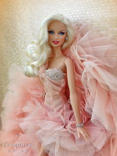 Barbie - what a beauty!