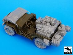 US Jeep big accessories set
